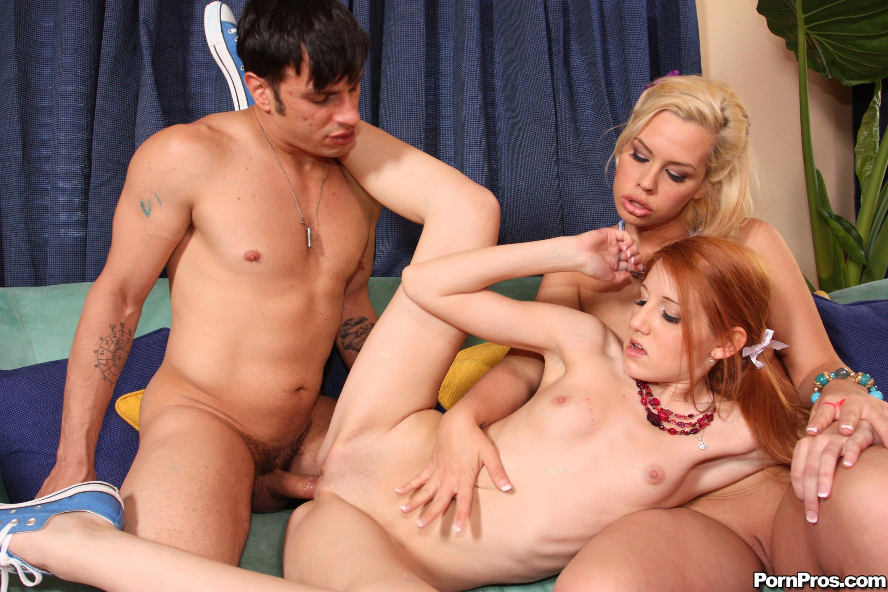 hairy young red heads – Anal