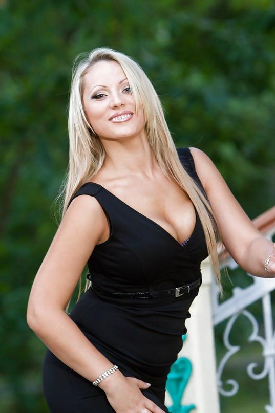 Busty Russian Women: Anna I